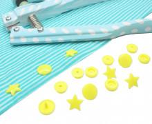50 Happy Snaps - Sterne (200 Teile) - Gelb