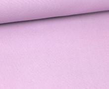 Canvas Stoff - feste Baumwolle - Uni - 145cm - Flieder