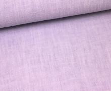 Leinen - gewaschen - Waschleinen - Lavendel