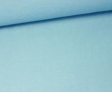 Viskose Jersey - Uni - Blaugrau - leicht geraut