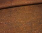 Korkstoff - Kork Pro - 50x70cm - Kroko - Braun