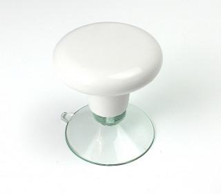 Haltegriff für Schneidelineal - Bastelhilfe - Weiß (Mengeneinheit: 1piece)