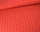 Jersey - Kombistoff - Lotte Square - NIKIKO-Orange