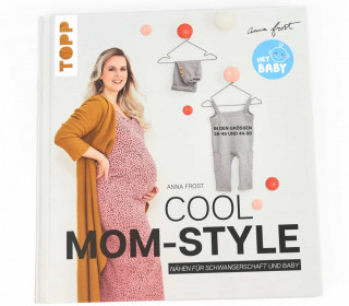 Buch - Cool Mom-Style - Anna Frost - Topp