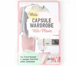 Buch - Mein Näh-Planer - Capsule Wardrobe - Anja Gulden - CV