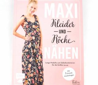 Buch - Maxi Kleider Und Röcke Nähen - Faden Factory - EMF