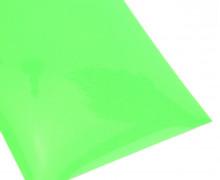 A4 Neon Bügelflock - Bügelfolie - Neongrün