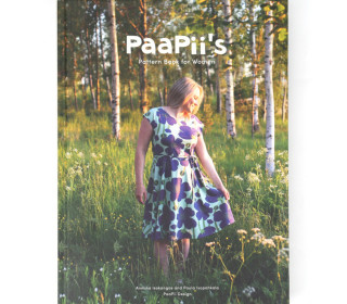 Buch - PaaPii´s Pattern Book For Women - PaaPii Design - Englisch