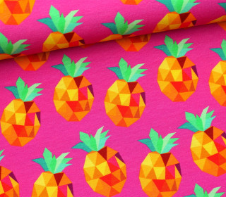 Jersey – Pineapplelada – Hamburger Liebe – Pink