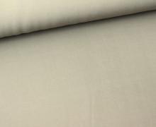 Blusenstoff - Javanaise - Uni - Dunkelbeige