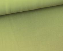 Blusenstoff – Javanaise – Uni – Olivgrün