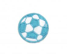 1 Aufbügler - James Fußball - Türkis