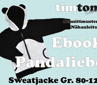Ebook - Sweatjacke -
