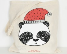 Dein Geschenk - 1 Büddel - Winter Panda