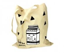 Dein Wunschgeschenk - Stoffbüddel - Milk - Karton - Andrea Lauren