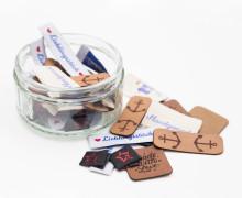 Dein Wunschgeschenk - 1 x Mixtütchen - Label