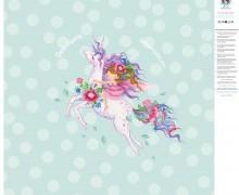 DIY-Nähset Babydecke - Top Babydecke - personalisiertes Krabbeldecken Top - Little Dreamer - zum selber Nähen
