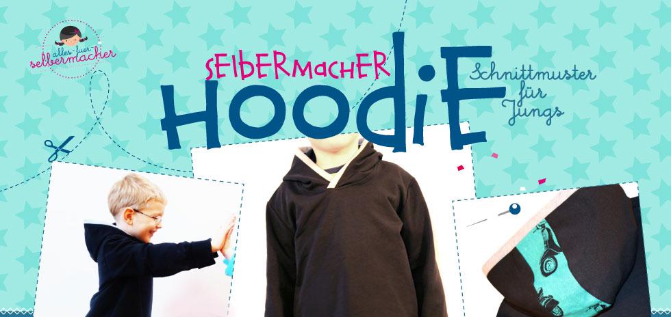 Selbermacher Hoodie - Boys
