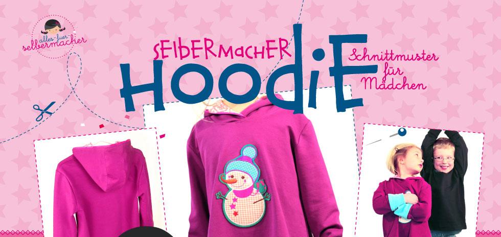 Selbermacher Hoodie - Girls
